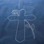 Croce e rosa